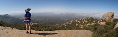 150 Panorama looking south and west from Mount Woodson (_JFR_) Tags: panorama hiking mount woodson woodsonmountain mountwoodson mtwoodson