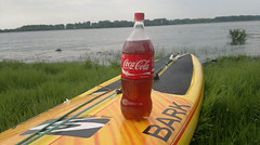 And Romania have home made Coca Cola that makes paddling easy #superwine