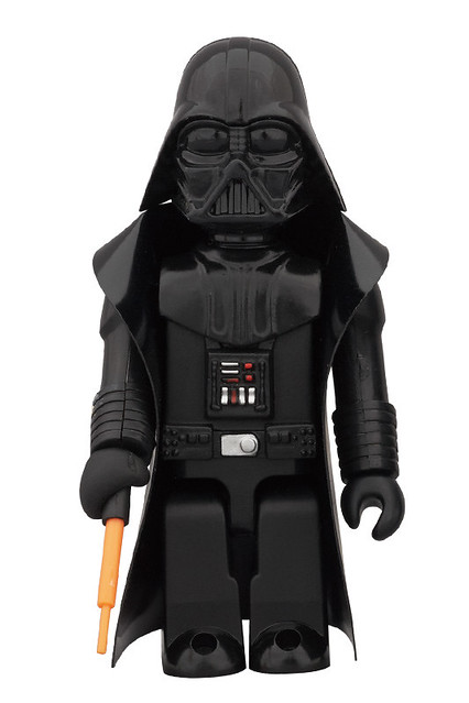 KUBRICK 1977復古款式 黑武士Darth Vader