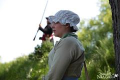 IMG_0145 (Naturally in Niagara) Tags: old war fort battle soldiers british erie reenactment bicentennial culloden 1812