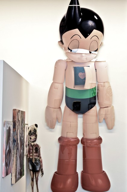德國收藏家Selim Varol的Art & Toys 展覽