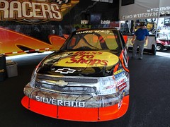 Bass Pro Shops show truck (monkey1611) Tags: 3 chevrolet racetrack race racecar truck nc northcarolina racing childress chevy nascar series silverado 2012 racecars rcr bassproshops racetruck charlottemotorspeedway campingworld richardchildressracing truckseries campingworldtruckseries tydillon