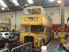 Dusty Gems (ee20213) Tags: oldbuses blackpooltransport leylandbuses scrapbuses rigbyroaddepot