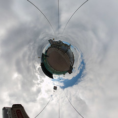 DSC_1467-DSC_1481-DSC_1467-DSC_1481-planet.jpg (Ian Tindale) Tags: panorama london d50 nikon nikond50 fisheye gb planet handheld docklands polar manualfocus bankholiday royalvictoriadock stereographic silvertown hugin emiratesairline manualexposure thelondonnose philopod samyang8mm abitofstring pitchvariation