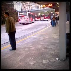 Bandeira Bus Station (marcos_ferraz) Tags: brasil nokia sopaulo terminalbandeira molome