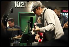 Matthew Good & Ian Brown (Caroline Forest Images) Tags: show music rock radio concert live performance mg theedge 1021 mattgood matthewgood alternative mgb mattgoodband