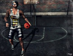 ..:: OUTFIT 23 ::.. (NyTrO StOrE) Tags: street urban woman man store mesh wear clothes hip hop styel nytro