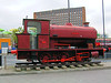 Photo of Robert The Locomotive In Stratford - London.