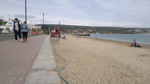 beach at Swanage #2