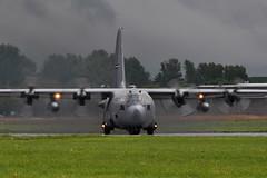 94-7318  C-130H  USAF (n707pm) Tags: ireland military lockheed usaf hercules transporter c130 mil coclare unitedstatesairforce herc snn shannonairport einn c130h 947318 731stas cn5392 17052016 rch620