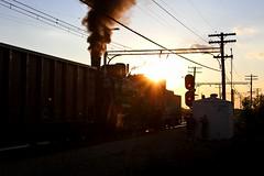 Steam Power (Nick Brown 261) Tags: up train photography photo illinois steam locomotive frisco railraod