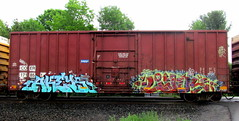 akeys - link (timetomakethepasta) Tags: akeys link btf ax tms whistleblower freight train graffiti moniker coer boxcar sappi