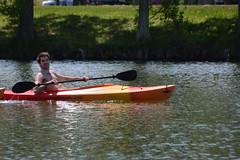 Boys Babes Beer and Bow-Wows on the Bayou 32 (Omunene) Tags: shirtless kayak neworleans bayou bayoustjohn esplanadeatcitypark