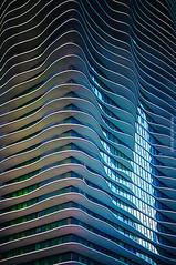 Aqua Tower (Anna Hajiyev) Tags: chicago aquatower