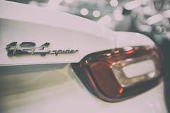 124-Spider (refleXive84) Tags: auto car canon automobile fast supercar fastcar canon6d supercarromaautoshow