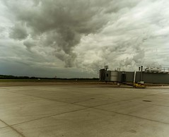 Clouds (rashodmccray) Tags: weather minnesota clouds photography airport