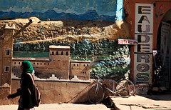 Town picture (abrinsky) Tags: atlasmountains morocco tinerhir mortrip07