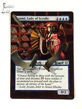 Azami, Lady of Scrolls - MTG Alter - Revelen's Light Altered Art Magic Card (Revelen's Light) Tags: art altered magic mtg alteredart alters