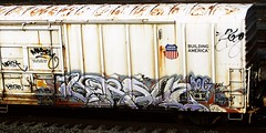 versuz (timetomakethepasta) Tags: versuz kog lts freight train graffiti armn reefer union pacific