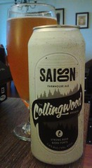 mmmm....beer (jmaxtours) Tags: beer collingwood ale mmmmbeer saison belgiansaison collingwoodontario saisonfarmhouseale thecollingwoodbrewery