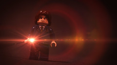 LEGO Rufus Scrimgeour (Geertos13) Tags: portrait for lego character magic ministry harry potter rufus figure custom minister scrimgeour cutomize