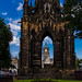 "Balmoral through Scott Monument • <a style=""font-size:0.8em;"" href=""http://www.flickr.com/photos/67868563@N06/27932936176/"" target=""_blank"">View on Flickr</a>"