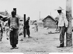 HU029512 (ngao5) Tags: china people male men walking dead soldier death war asia adult many military victim group pole worldwarii marching shack corpse groupofpeople prisoner backview dwelling eastasia restrained militarypersonnel ruralscene largegroupofpeople shandongprovince chineseethnicity eastasianethnicity asianandindianethnicities