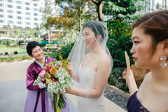 IMG_8792 (walkthelightphotography) Tags: korean wedding traditional singapore beautifulshangrila ritualpeople couple together marriage unite love shangrilahotel