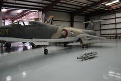 "Lockheed F-104A ""Starfighter"" - ""Smoke II"" 56-0925 (2wiice) Tags: lockheed f104 starfighter lockheedf104starfighter lockheedf104 lockheedstarfighter f104starfighter mockup replica smokeii 560925"