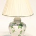 112. Painted Porcelain Table Lamp