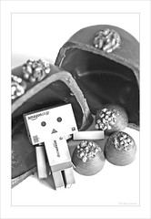 Basking in Chocolate (Fairy_Nuff (new website - piczology.com!)) Tags: easter chocolate walnut whip danbo danboard recvoltech