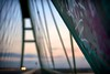 Reisender (dubdream) Tags: bridge sunset sky night germany landscape nikon dof balticsea fehmarn schleswigholstein fehmarnsund fehmarnsundbrücke d700 dubdream