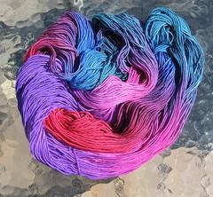 IMG_3744 (WoofBC) Tags: knitting yarn lightweight bejewelled socksthatrock bluemoonfiberarts bmfa strlw
