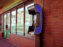 Endangered Species 29 (Dominic Bugatto) Tags: toronto riverside payphone 2012 broadview leslieville queenste canonef28mmf28