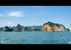 Railey Beach - West (tlchua99) Tags: thailand krabi aonang raileybeach