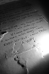 Hurt (Manru) Tags: bridge music blancoynegro rio night river puente noche hurt johnnycash música azotea piso alamillo