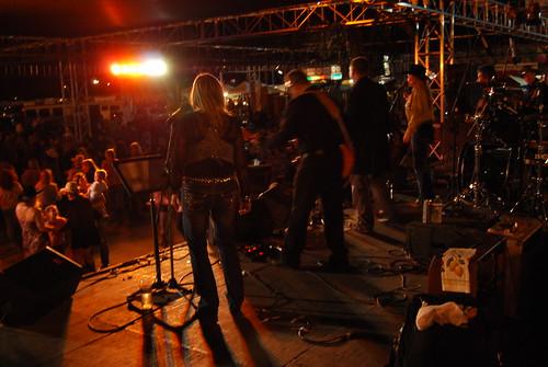 PRCA CA Circuit Finals Rodeo Van Dam Barn Dance The Tone Wranglers