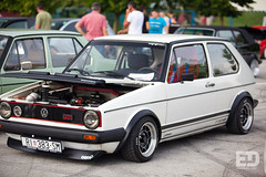 """VW Golf Mk1 • <a style=""""font-size:0.8em;"""" href=""""http://www.flickr.com/photos/54523206@N03/7177322929/"""" target=""""_blank"""">View on Flickr</a>"""