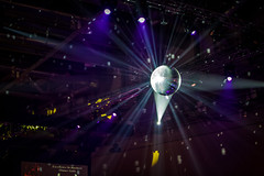 Light-Sensitive (TerryJohnston) Tags: lighting mi ball lights michigan atmosphere grandrapids bling discoball gala grap lowlighting amazingmich canoneos5dmarkiii 5dmarkiii