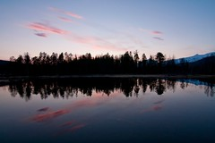 Springtime in Northern Norway (jackwolfskin_com) Tags: sunset norway river team tours forests jackwolfskin
