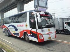 Santrans 1971 big smile! (Bus Ticket Collector) Tags: bus pub philippines wifibus granton santrans pbpa severinosantos edsabalintawak gto6109e philippinebusphotographersassociation