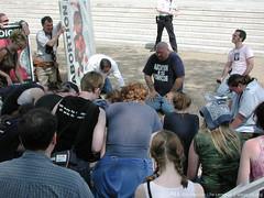 Pro-life advocates pray (American Life League) Tags: holocaust abortion now genocide prolife prochoice reproductiverights nationalorganizationforwomen jamespendergraft catholicsforchoice