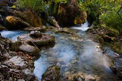 Plitvice 37 (germano manganaro) Tags: water canon river waterfall fiume croatia cascades croazia croatie fleuve hrvatska plitvice cascate kroatien cascadas eos5d korana ef1740l