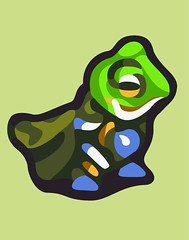 frog (kari.like.likes) Tags: video glenn games frog rpg trigger snes chrono