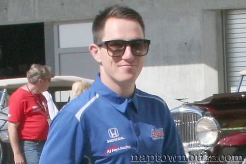 """Indy 500 Opening Day: Wade Cunningham • <a style=""""font-size:0.8em;"""" href=""""http://www.flickr.com/photos/78612590@N05/7212941378/""""  on Flickr</a>"""