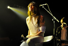 Charlotte Gainsbourg & Connan Mockasin - 16/05...