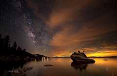 Origin (nixonsmith) Tags: lake night stars tahoe laketahoe nixon bonsai milkyway bonsairock nixonsmith