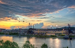 Clouds over PNC Park HDR (Dave DiCello) Tags: beautiful skyline photoshop nikon pittsburgh tripod usxtower christmastree northshore bluehour nikkor hdr highdynamicrange pncpark pittsburghpirates cs4 steelcity photomatix beautifulcities yinzer cityofbridges tonemapped theburgh pittsburgher colorefex cs5 ussteelbuilding beautifulskyline d700 thecityofbridges pittsburghphotography davedicello pittsburghcityofbridges steelscapes beautifulcitiesatnight hdrexposed picturesofpittsburgh cityofbridgesphotography