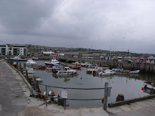 West Bay - harbour - boats