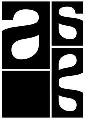 alphabet (Mihail Mihaylov) Tags: modern work poster grid typography idea design squares creative shapes experiment exhibition bulgaria type typo simple artdirection miha proportions mihata mihailmihaylov alphapretationbulgaria